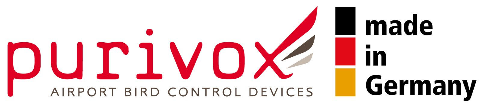 Purivox Birdstrike - airport bird control devices